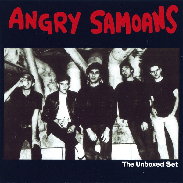 angry samoans - the unboxed set