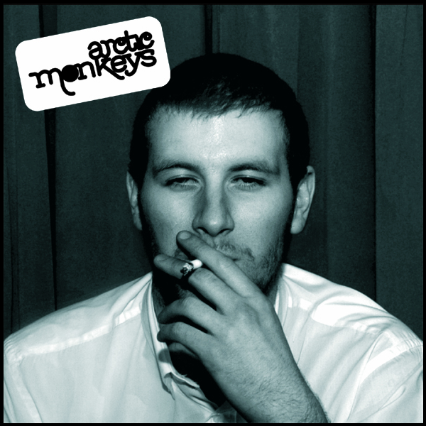 arctic monkeys - whatever people say I am...