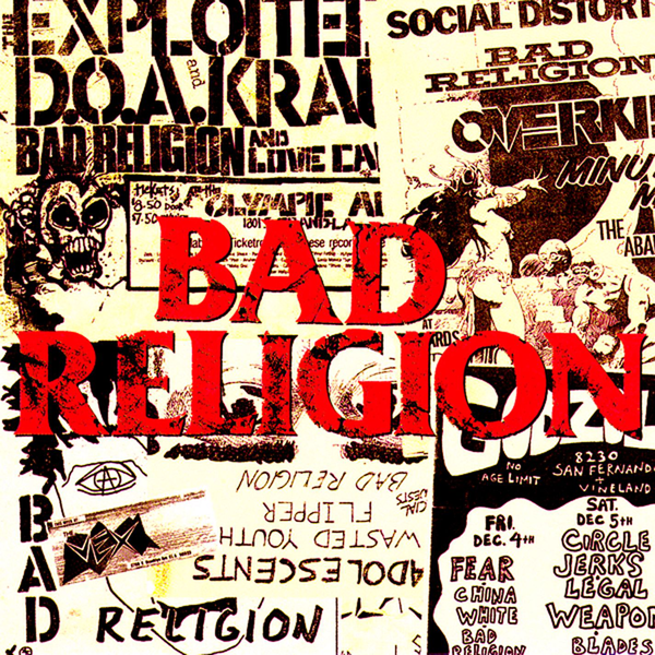 bad religion - all ages