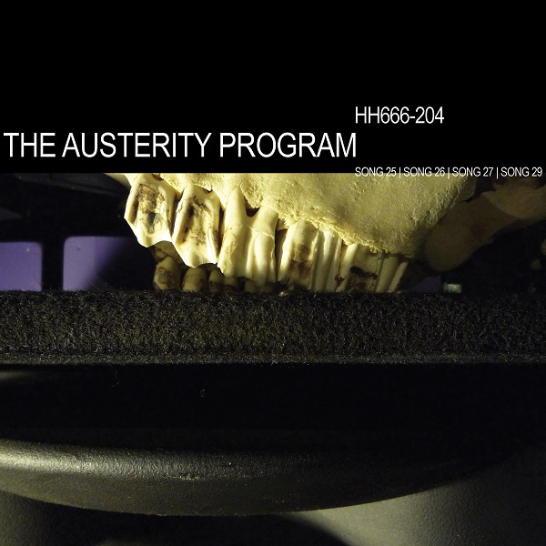 austerity program - backsliders and apostates
