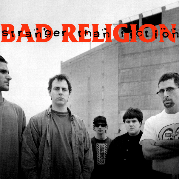 bad religion - stranger than fiction