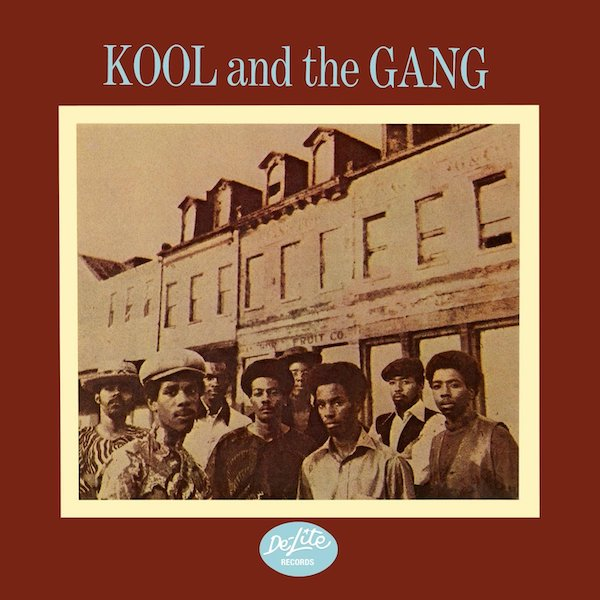 kool and the gang debut